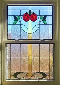tiiffany ablak