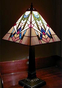lap lamp